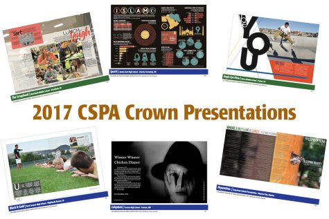 #CSPASC17 Gold Keys, O'Malley Award and Murphy Award