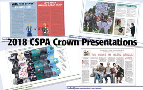 2018 Crown Presentations